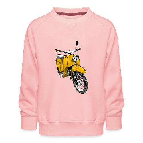 schwalbe gelb - Kinder Premium Pullover