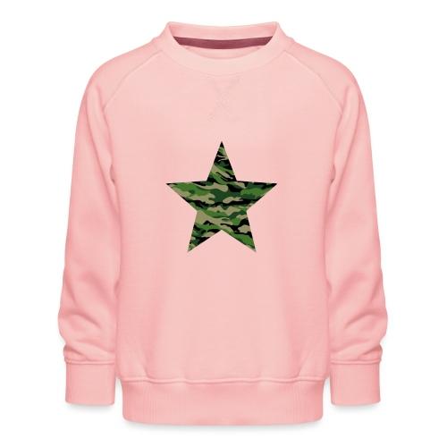 CamouflageStern - Kinder Premium Pullover