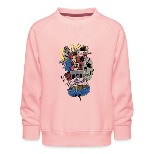 Symphony - Kinderen premium sweater