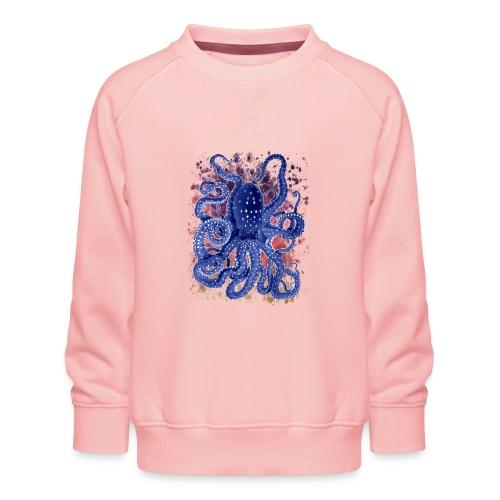 Oktopus.png - Kinder Premium Pullover