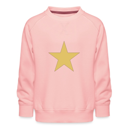 ardrossan st.pauli star - Kids' Premium Sweatshirt