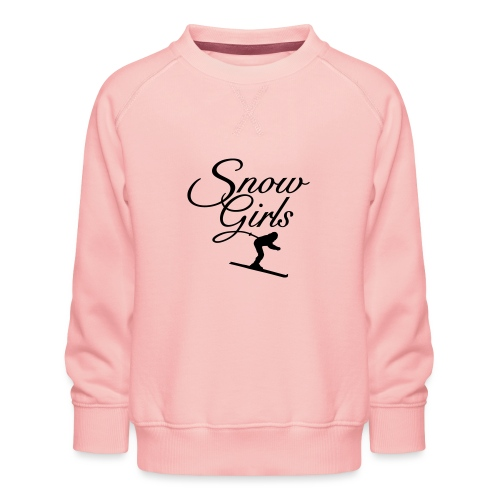 Snowgirls Ski Skihasen - Kinder Premium Pullover