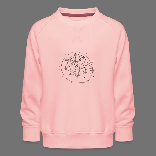 SEO Strategy No.1 (black) - Kids' Premium Sweatshirt