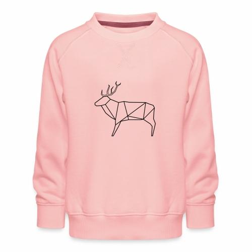 Wired deer - Kinderen premium sweater