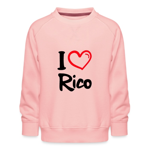 I LOVE RICO - Kinderen premium sweater