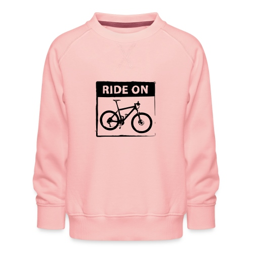 Ride On MTB 1 Color - Kinder Premium Pullover
