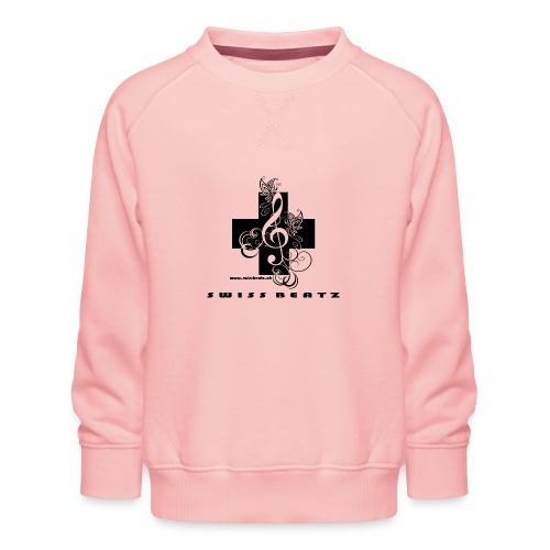 Swiss Beatz Logo with L - Kinder Premium Pullover