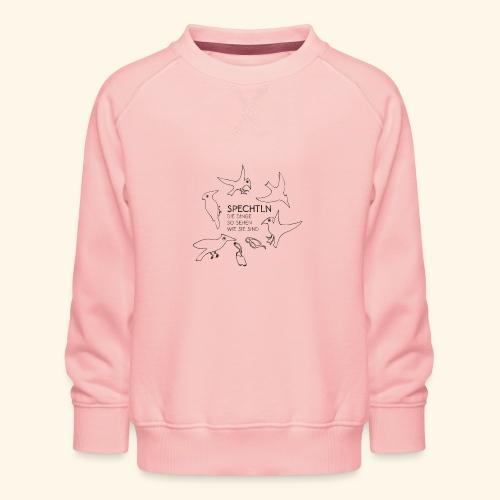 Spechtln - Kinder Premium Pullover