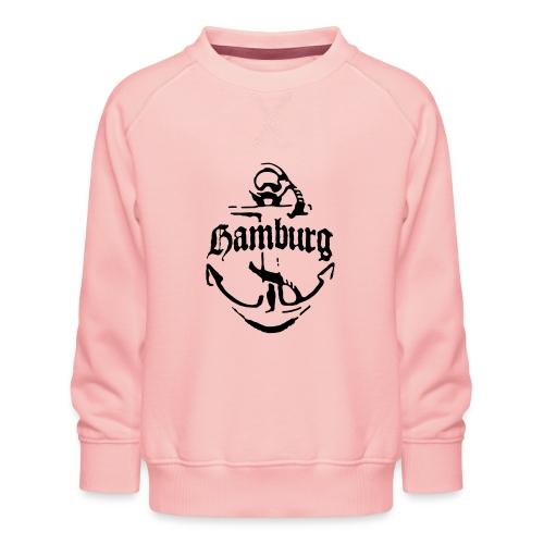 Hamburg Anker - Kinder Premium Pullover