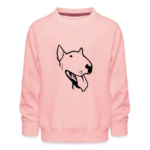 bull terrier2 - Kids' Premium Sweatshirt