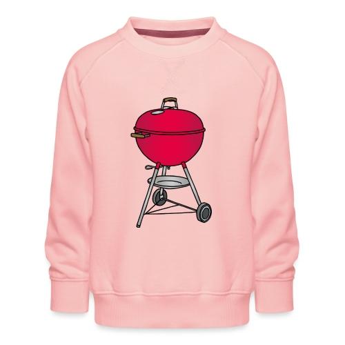Grill BBQ c - Kinder Premium Pullover