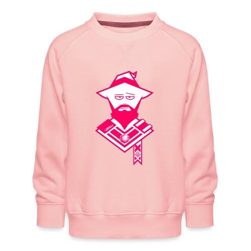 uzalu the Wizard - Kids' Premium Sweatshirt