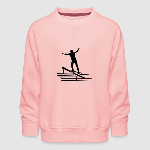 Skateboard - Kinder Premium Pullover