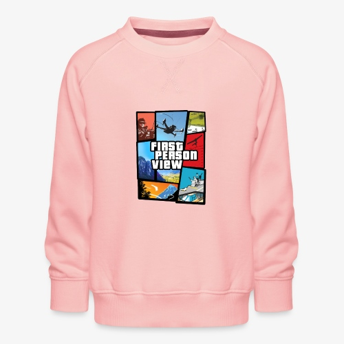 Ultimate Video Game - Kids' Premium Sweatshirt