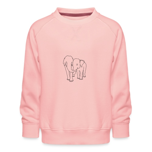 Olifanten - Kinderen premium sweater