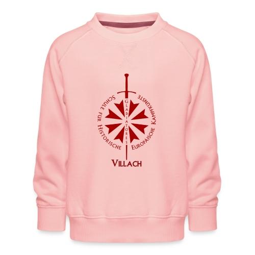 T shirt front VL - Kinder Premium Pullover