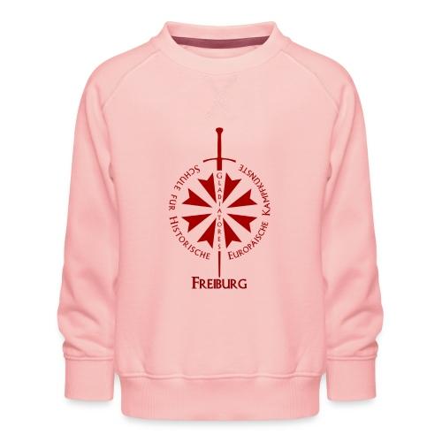 T shirt front Fr - Kinder Premium Pullover