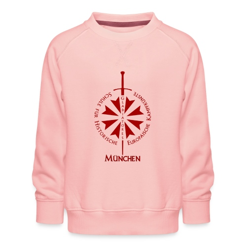 T shirt front M - Kinder Premium Pullover