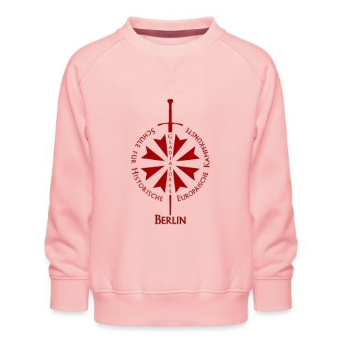 T shirt front B - Kinder Premium Pullover