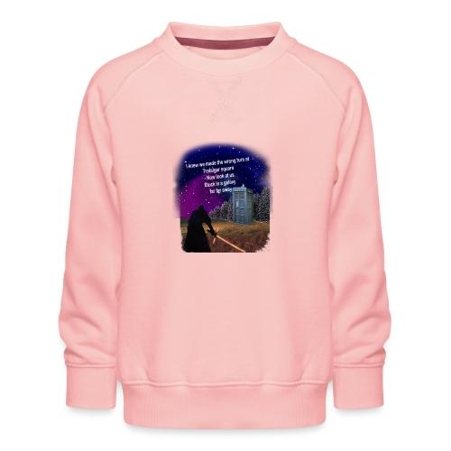 Bad Parking - Kids' Premium Sweatshirt