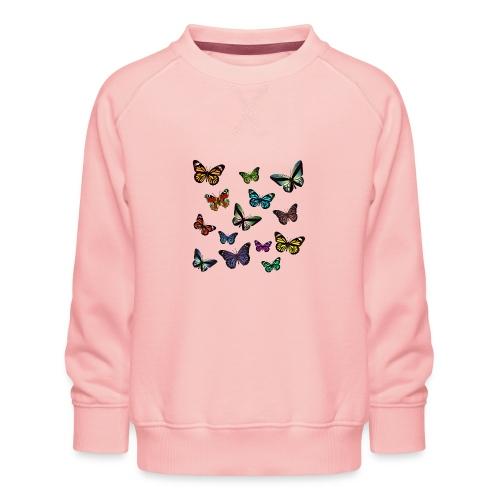 Butterflies flying - Premiumtröja barn