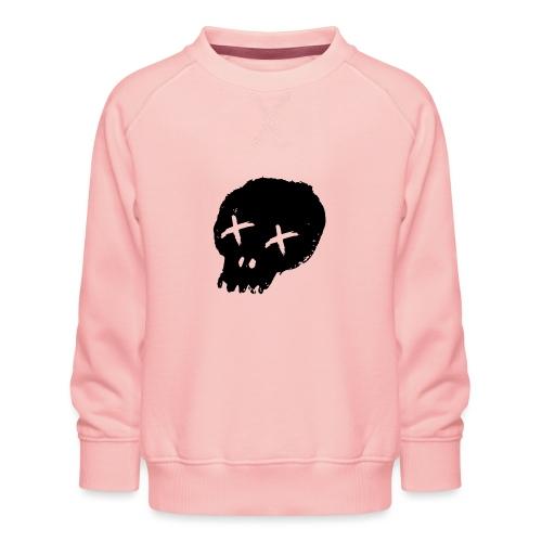 blackskulllogo png - Kids' Premium Sweatshirt