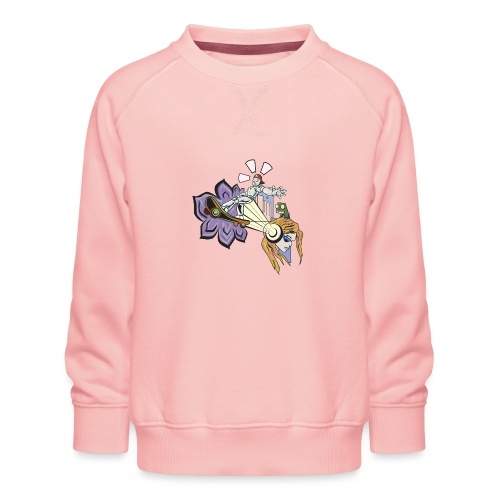 Spring Doodle - Kinderen premium sweater