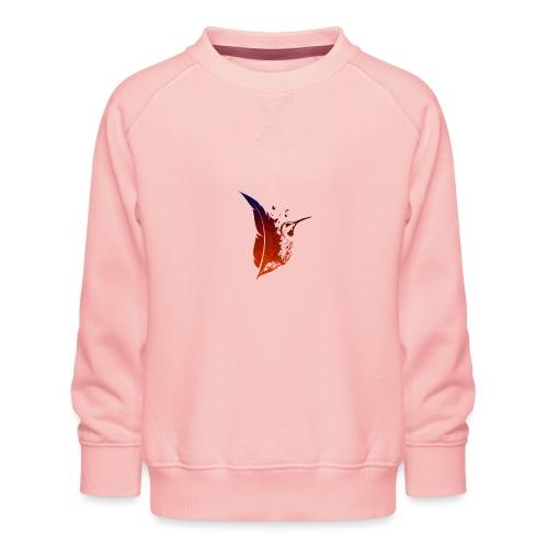 Colibri flamboyant - Sweat ras-du-cou Premium Enfant