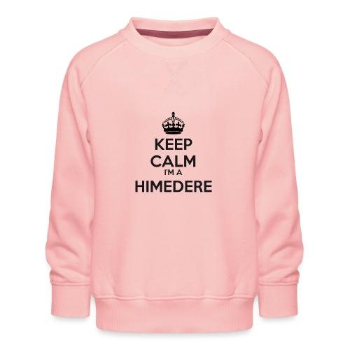 Himedere keep calm - Kids' Premium Sweatshirt