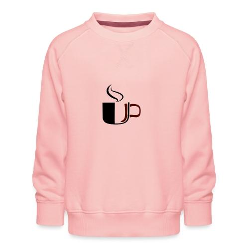 JU Kahvikuppi logo - Lasten premium-collegepaita
