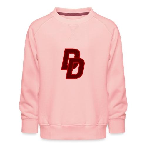 Daredevil Logo - Kids' Premium Sweatshirt