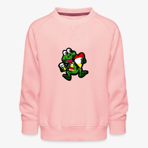 Oeteldonk Kikker - Kinderen premium sweater