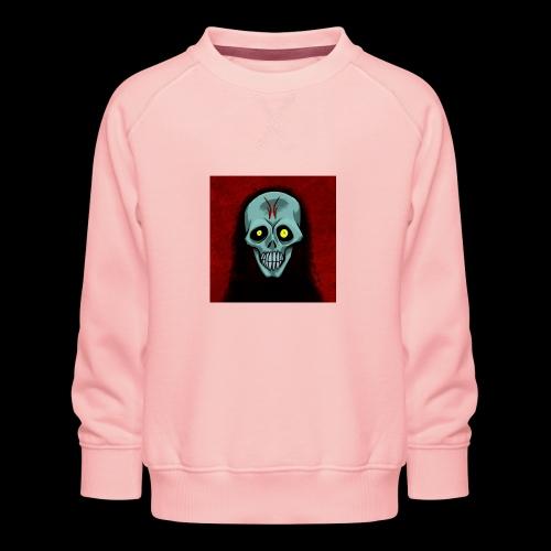 Ghost skull - Kids' Premium Sweatshirt