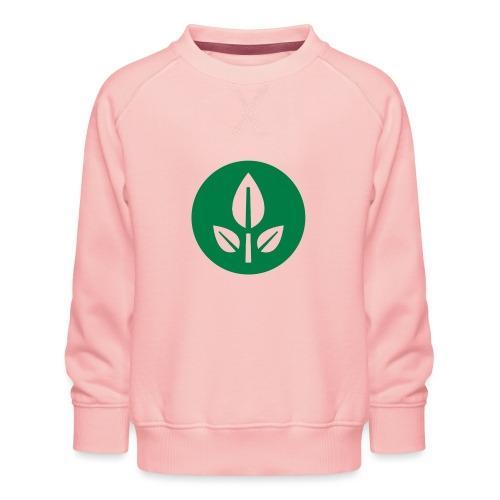 EVE Flower Plant Symbol - Kids' Premium Sweatshirt