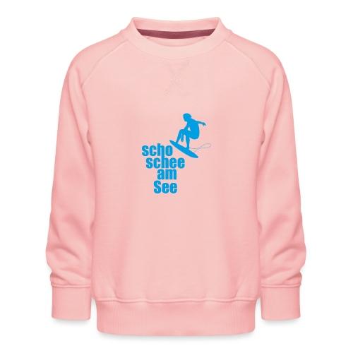 scho schee am See Surfer 01 - Kinder Premium Pullover