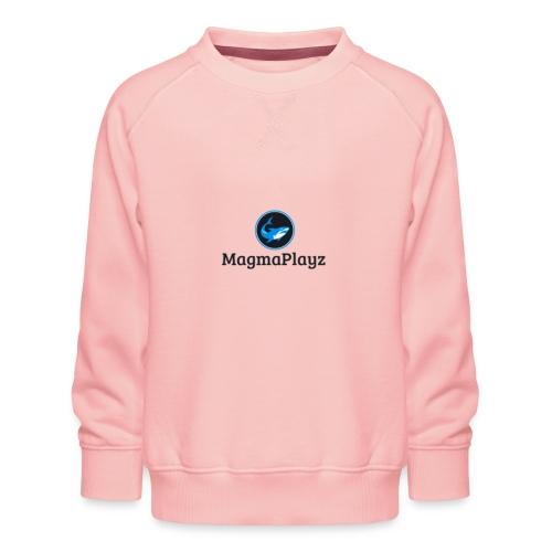 MagmaPlayz shark - Børne premium sweatshirt