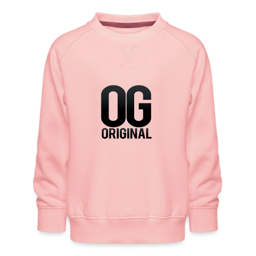 OG as original - Kids' Premium Sweatshirt