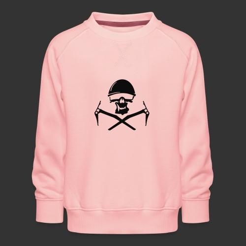Climbing Skull - Kinder Premium Pullover