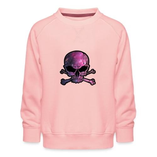 deathstar png - Kids' Premium Sweatshirt