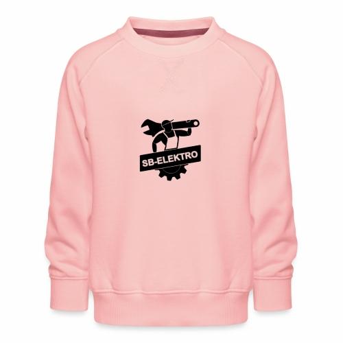 SB transp 1000 png - Børne premium sweatshirt