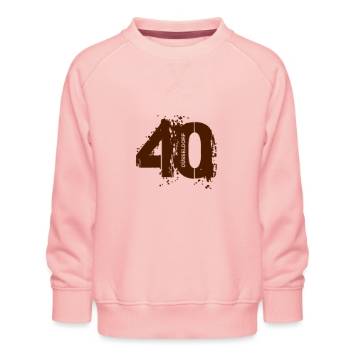 City_40_Düsseldorf - Kinder Premium Pullover