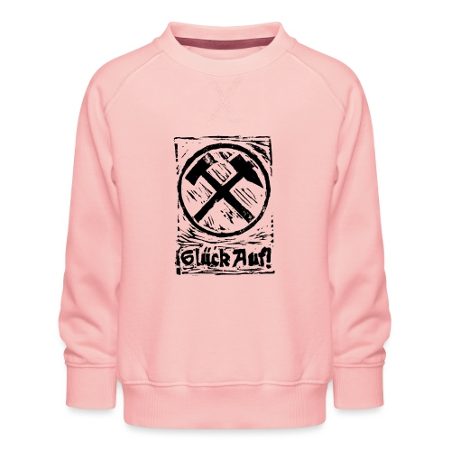 GlueckAuf - Kinder Premium Pullover