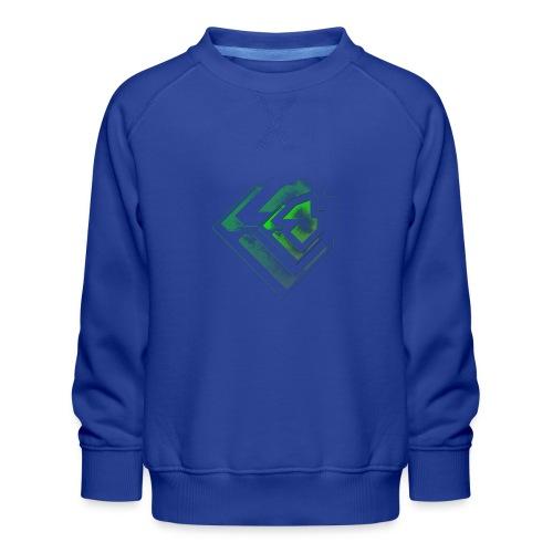 BRANDSHIRT LOGO GANGGREEN - Kinderen premium sweater