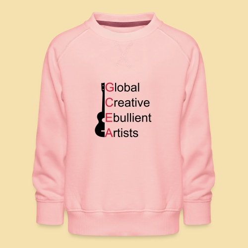 GCEA Global Creative Ebullient Artists - Kinder Premium Pullover