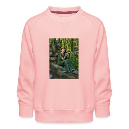 Stone Guardian - Bluza dziecięca Premium