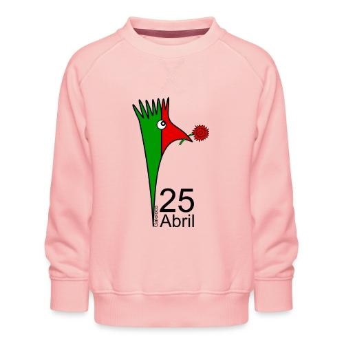 Galoloco - 25 Abril - Kids' Premium Sweatshirt