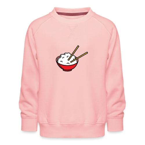 ReisSchüssel - Kinder Premium Pullover