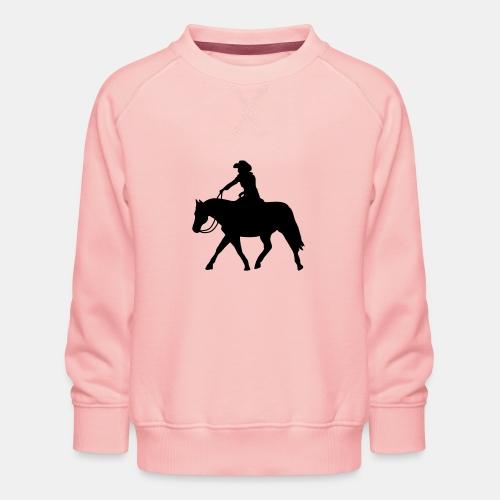 Ranch Riding extendet Trot - Kinder Premium Pullover