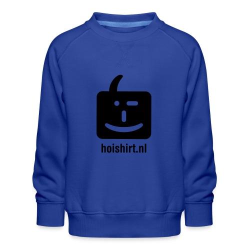 hoi back ai - Kinderen premium sweater