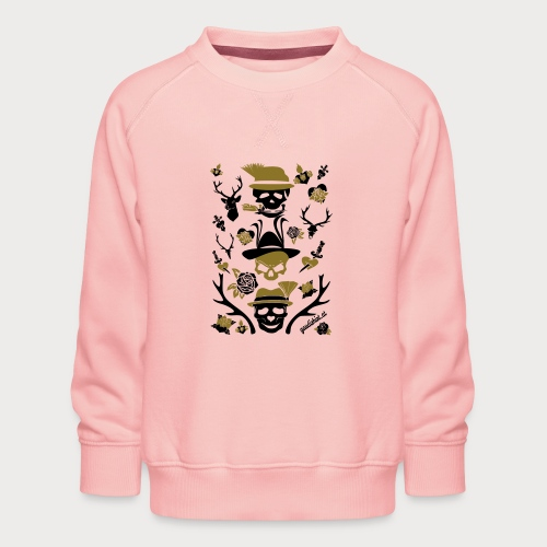 alpen skull - Kinder Premium Pullover
